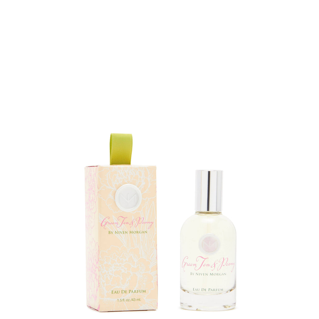 Niven Morgan - 1.5 oz Green Tea and Peony Perfume