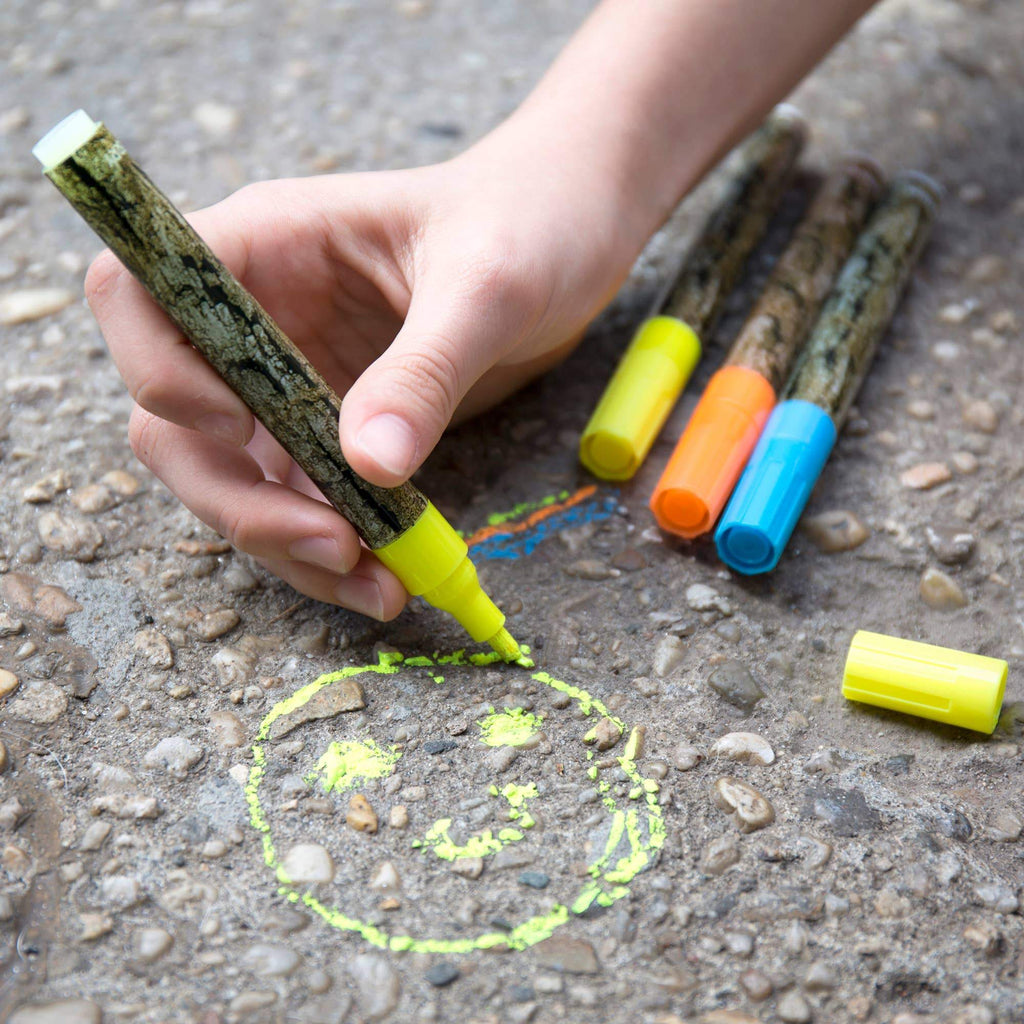 Huckleberry by Kikkerland - Huckleberry Chalk Markers