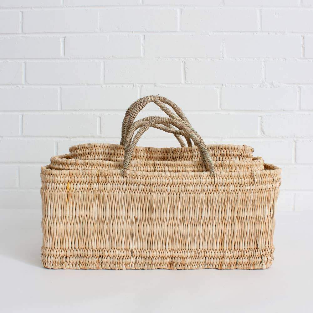 Reed Storage Basket Set