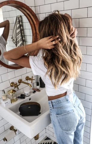 Beautiful hair