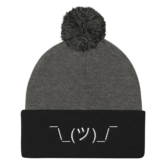 Shrug emoji - Knit Cap