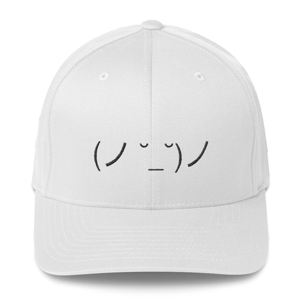 Whatever emoji - Cap