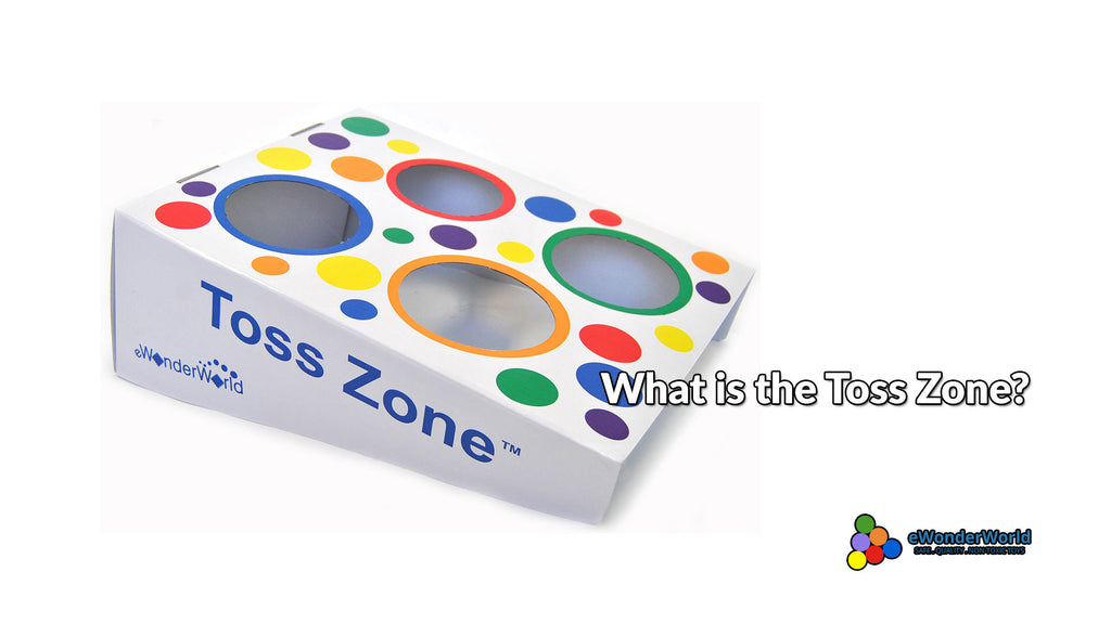 What is the Toss Zone by eWonderWorld?