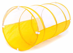 Kids Yellow Play Tunnel