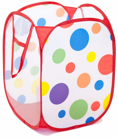 Wonder Hamper Polka Dot Storage Hamper