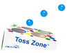 Image of 200 Wonder Non-Toxic Crush-Proof Phthalate Play Ball Net w/ Free Toss Zone Game - eWonderWorld