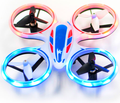 Sky Patroller Quadcopter