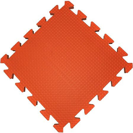 Premium Wonder Mat 36 Piece Non-Toxic Interlocking Foam Floor Mats: Yellow - eWonderWorld