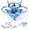 Image of Wonder Chopper Fighter Jet RC Stunt Drone For Beginners - eWonderWorld