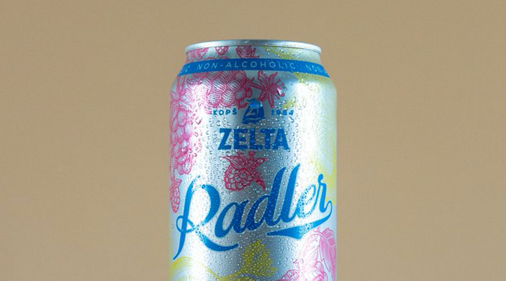 The Midweek Drink - Zelta Raspberry Citrus Radler