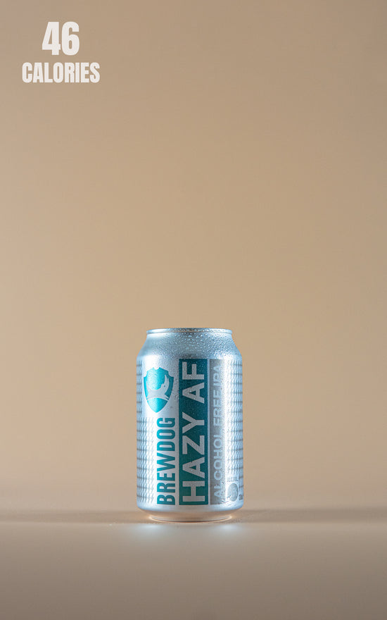LightDrinks - BrewDog Hazy AF Alcohol Free IPA 0.5% - 330ml