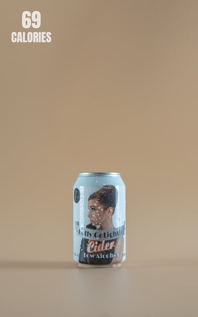 LightDrinks - Celtic Marhces Holly GoLightly Low Alcohol Cider Cans 0.5% - 330ml