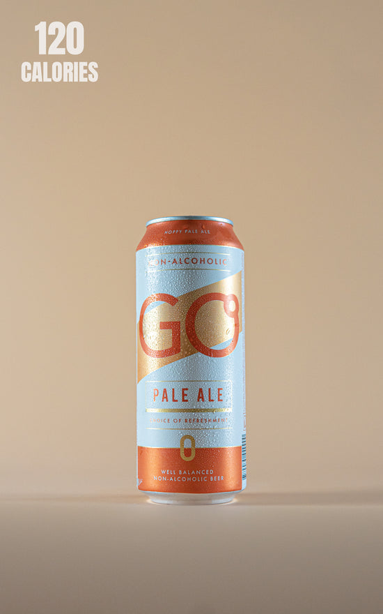LightDrinks - Aldaris Go Alcohol Free Pale Ale 0.5% - 500ml