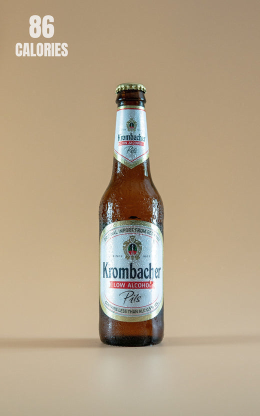 LightDrinks - Krombacher Pilsner 0.0% - 330ml