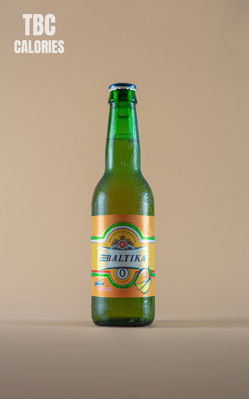 LightDrinks - Baltika Alcohol Free Beer Mango 0% - 330ml