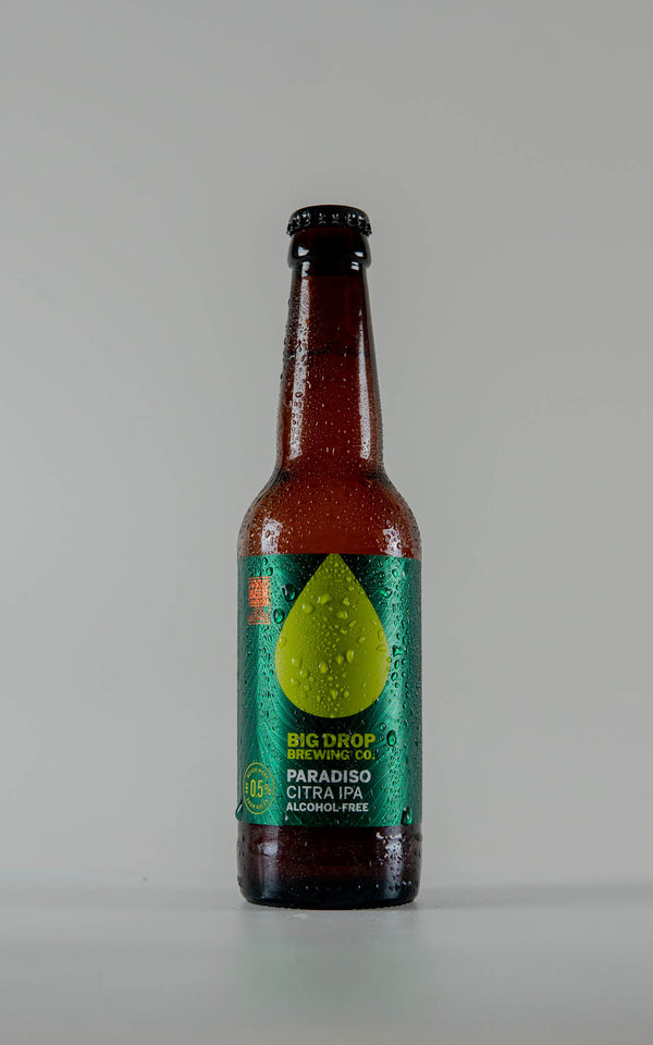 Big Drop Brew Paradiso Citra IPA 0.5% - 330ml