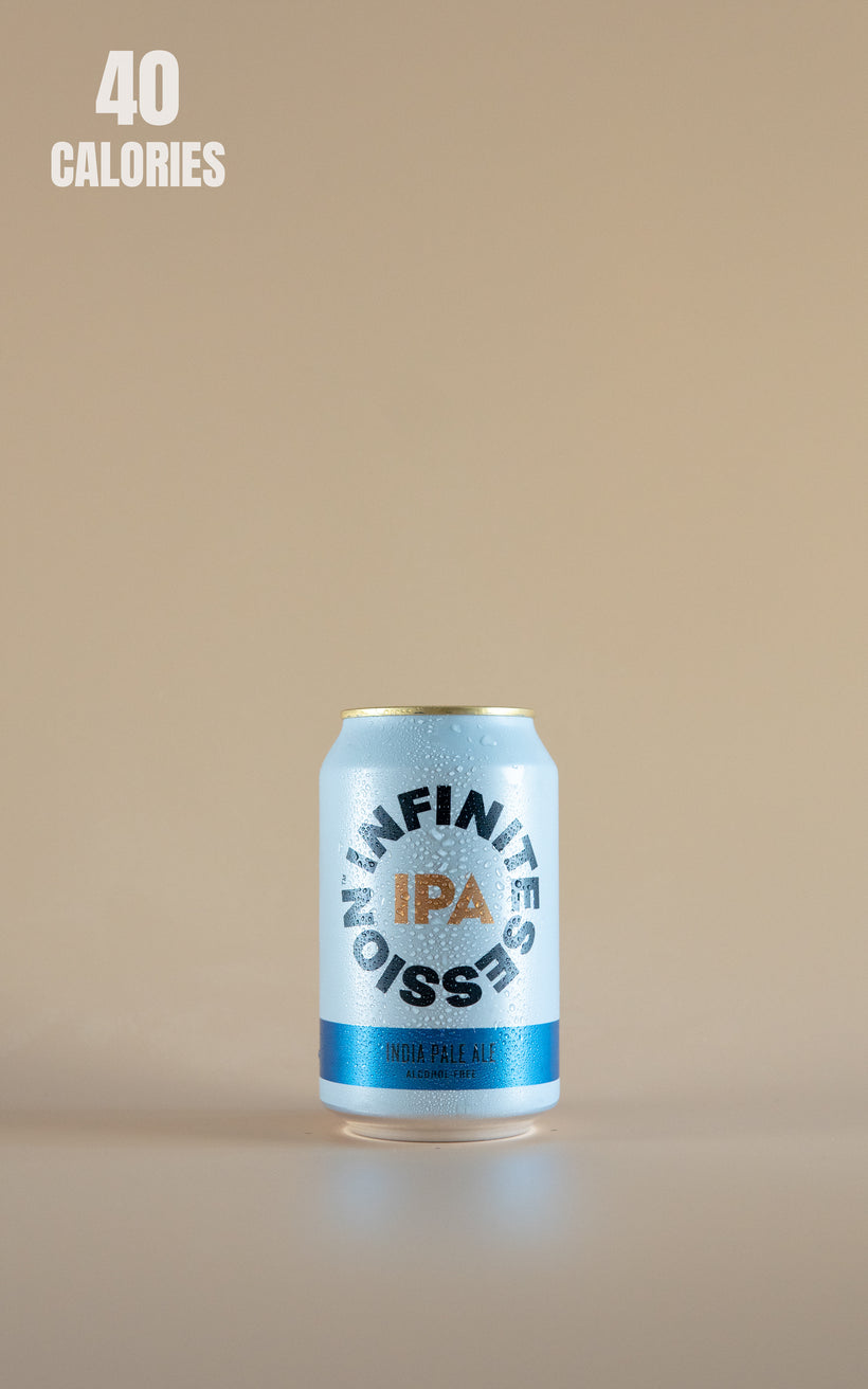 LightDrinks - Infinite Session IPA Cans 0.5% - 330ml
