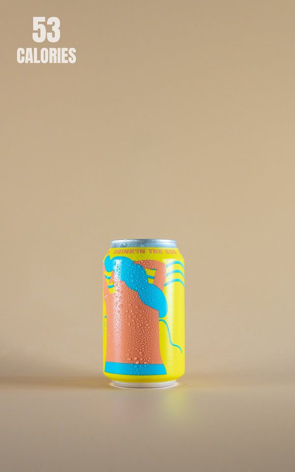 Mikkeller Drink'in The Sun Cans 0.3% - 330ml - LightDrinks