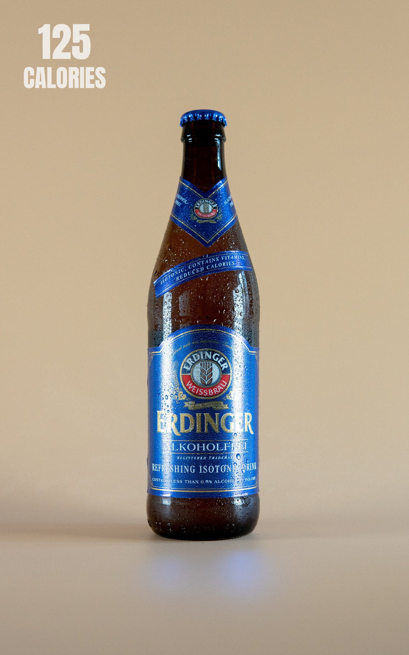 LightDrinks - Erdinger Alkoholfrei  Alcohol Free Isotonic - 500ml