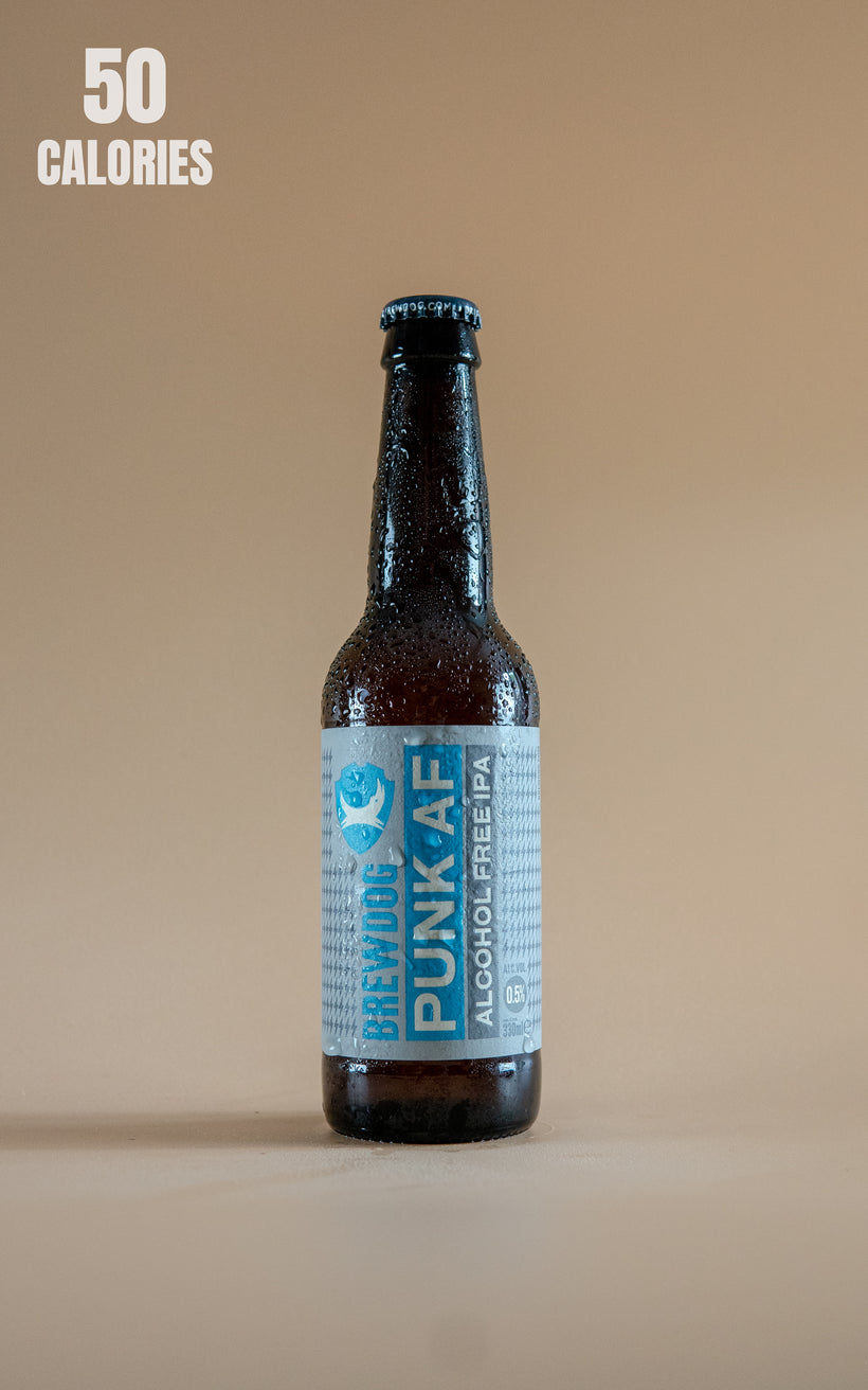 LightDrinks - BrewDog Punk AF Alcohol Free IPA Bottles 0.5% - 330ml