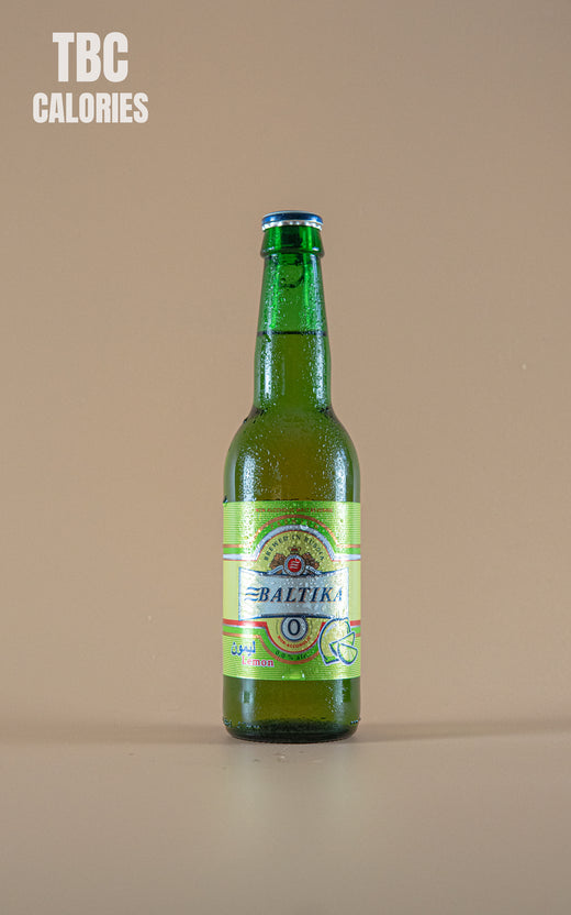 LightDrinks - Baltika Alcohol Free Beer Lemon 0% - 330ml
