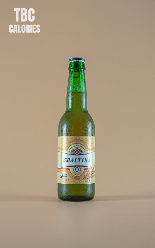 LightDrinks - Baltika Alcohol Free Beer Grain 0% - 330ml