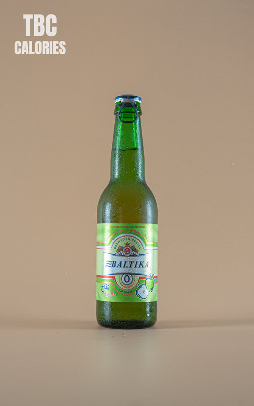 LightDrinks - Baltika Alcohol Free Beer Apple 0% - 330ml