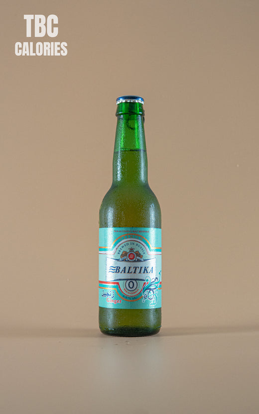 LightDrinks - Baltika Alcohol Free Beer Ginger 0% - 330ml