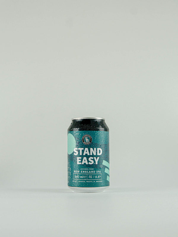 Sambrook's Brewery Stand Easy New England IPA 0.5% - 330ml