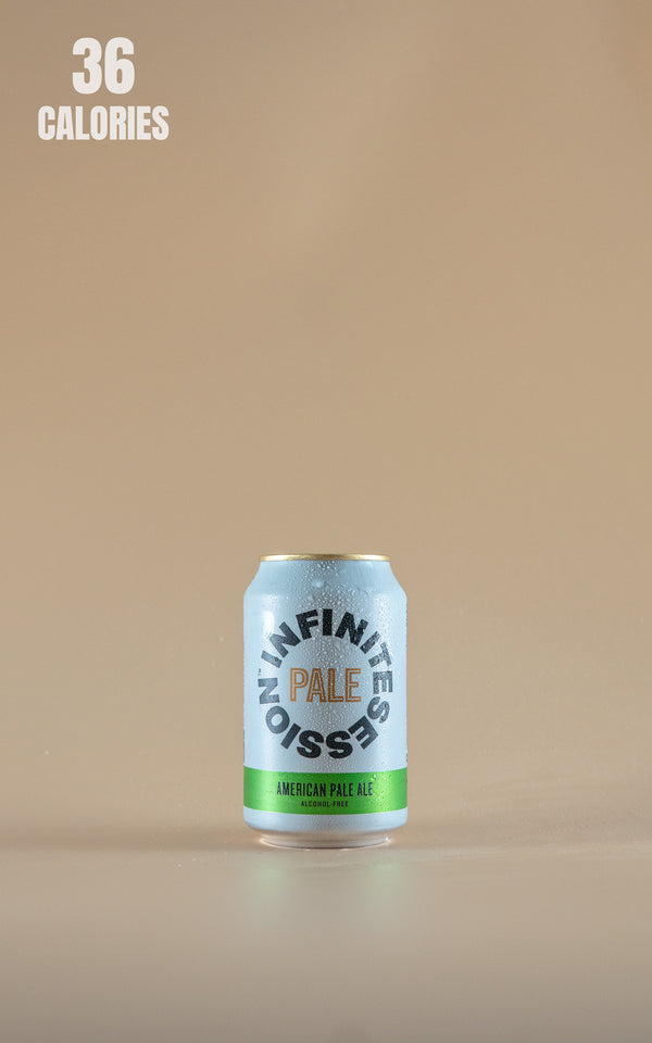 LightDrinks - Infinite Session Pale Cans 0.5% - 330ml