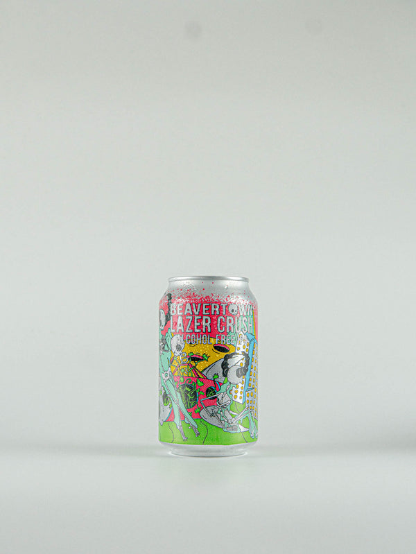 Beavertown Brewery Lazer Crush Alcohol Free IPA 0.3% - 330ml