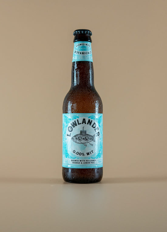 Lowlander Alcohol Free Wit 0.00% - 330ml