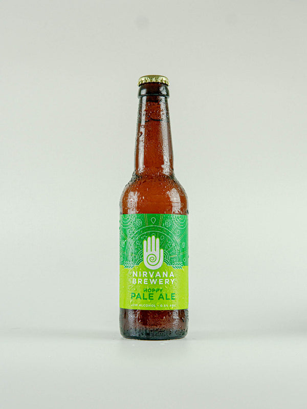 Nirvana Brewery Hoppy Pale Ale Alcohol Free Karma 0.5% - 330ml - LightDrinks