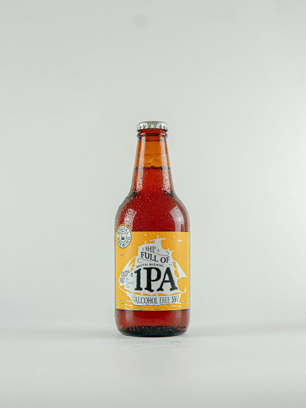 Brutal Brewing A Ship Full of IPA Alcohol Free 0.0% - 330ml