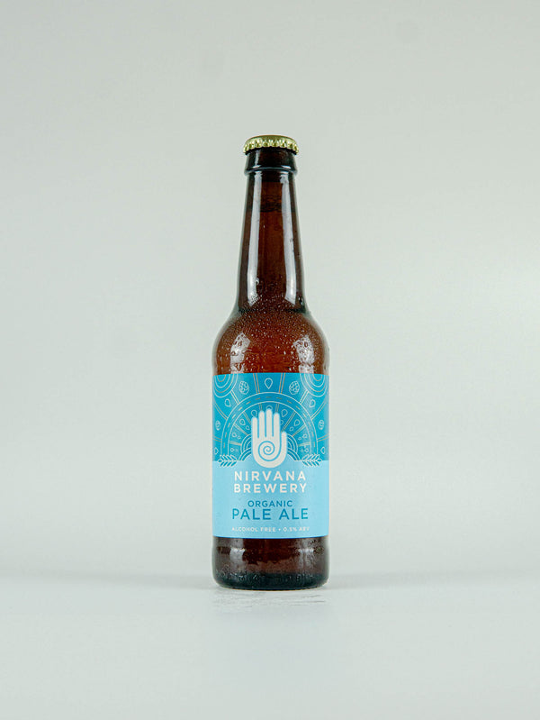 Nirvana Brewery Organic Pale Ale Low Alcohol Mantra 0.5% - LightDrinks