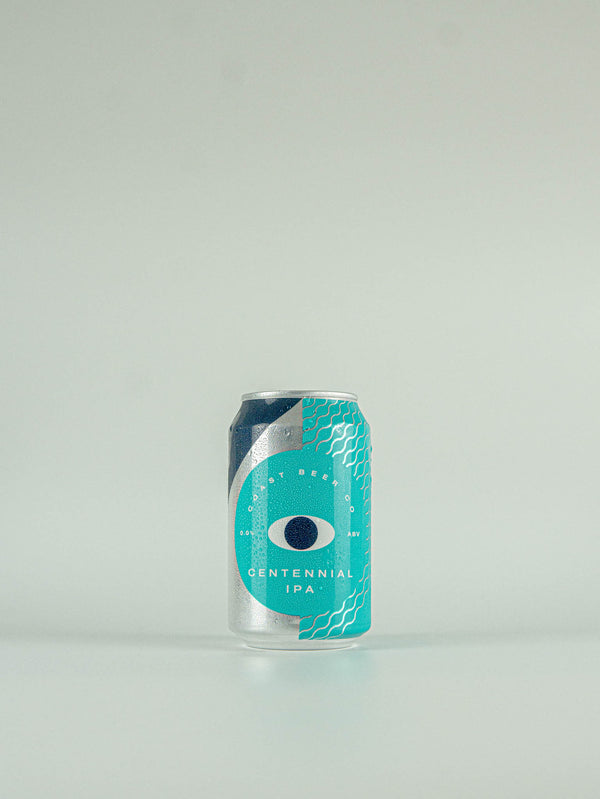 Coast Beer Co Centennial IPA Alcohol Free 0.0% - 330ml
