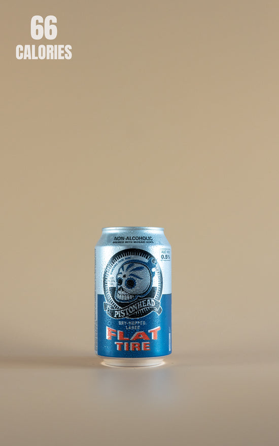 LightDrinks - Pistonhead Flat Tire Non Alcoholic 0.5% - 330ml