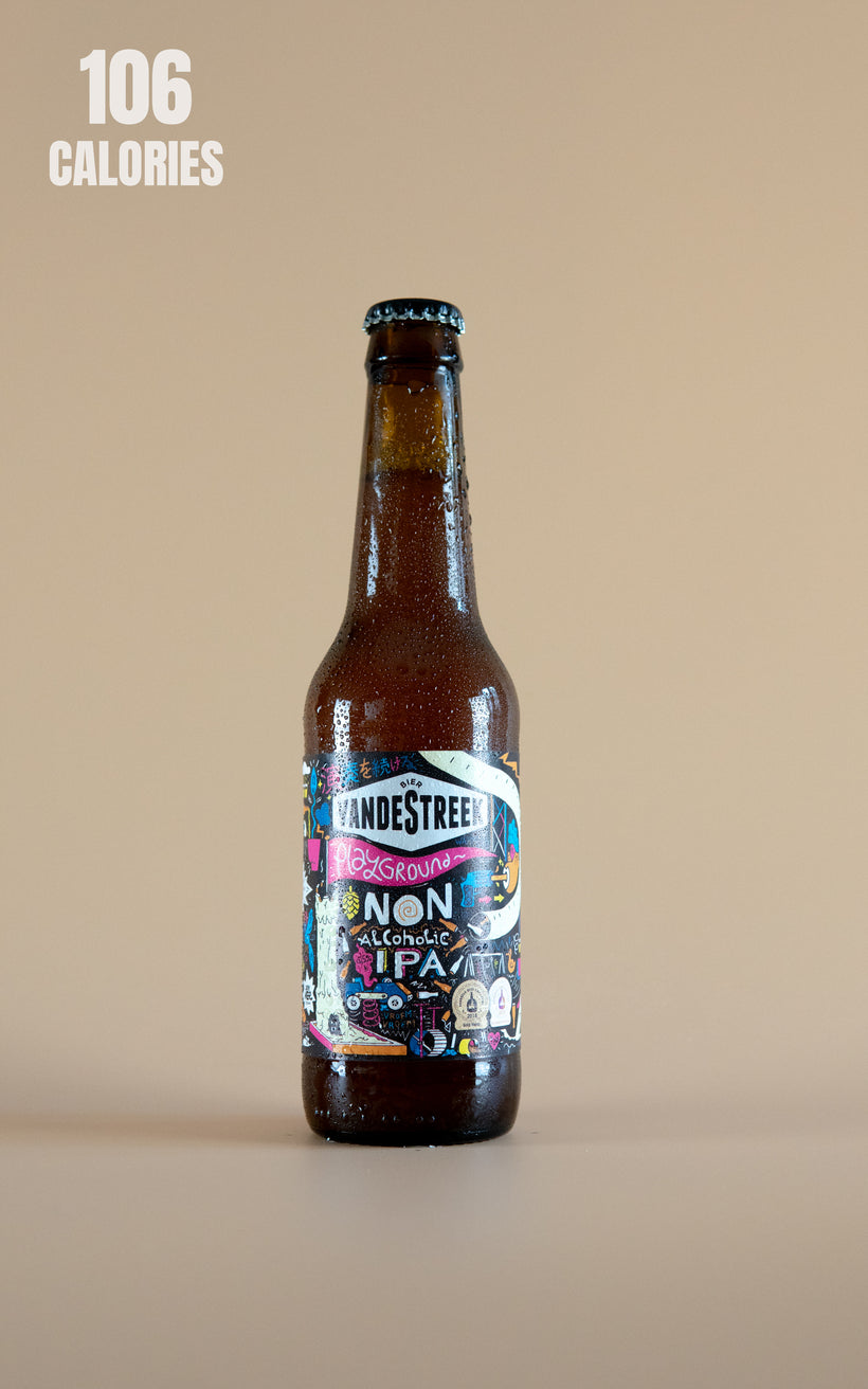LightDrinks - vandeStreek Playground IPA Alcohol Free 0.5%