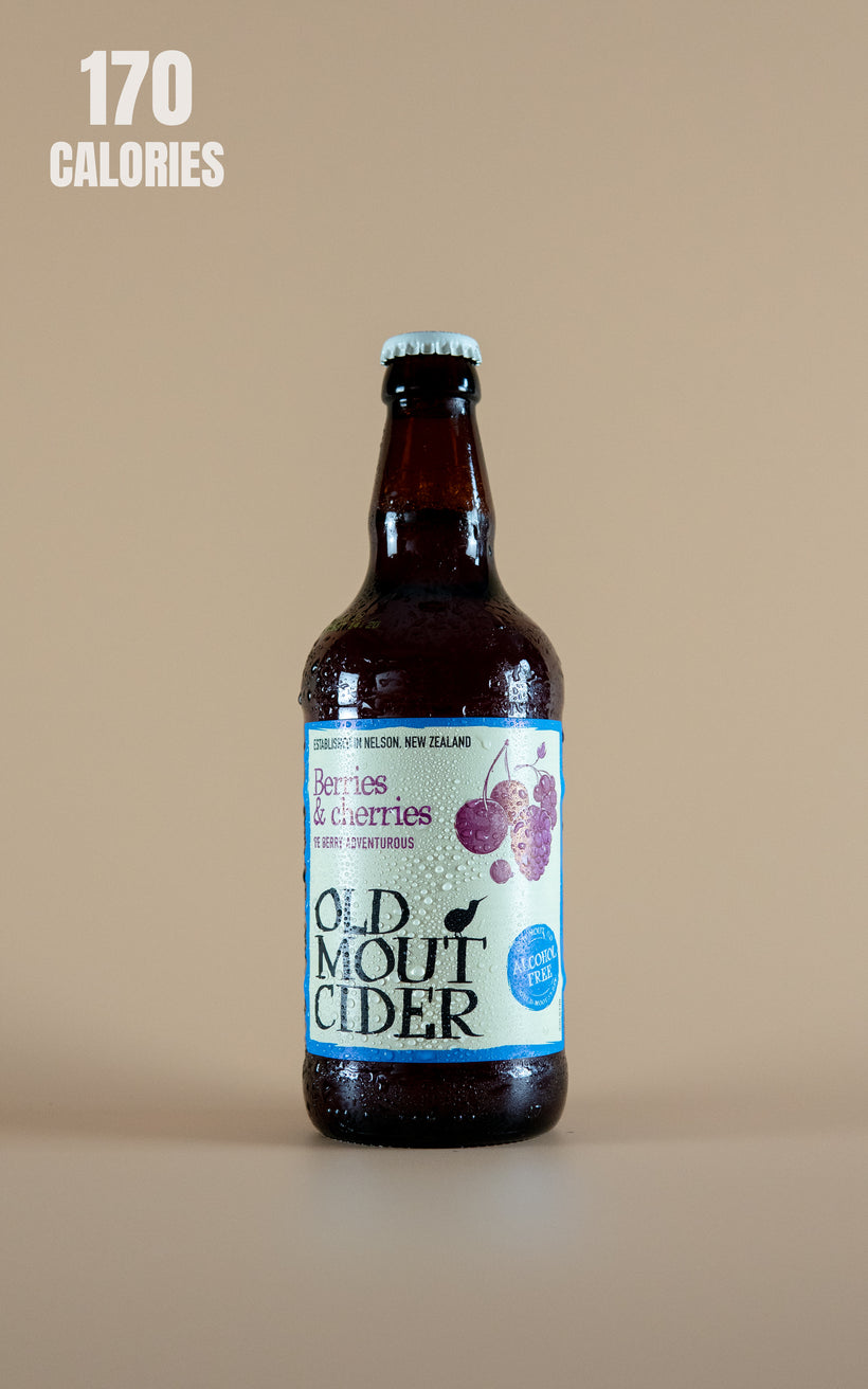 LightDrinks - Old Mout Cider Berries & Cherries Alcohol Free - 500ml