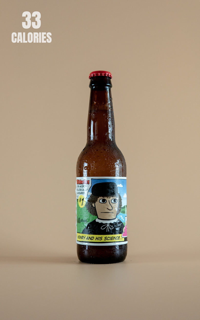 Mikkeller Henry and His Science 0.3% - 330ml