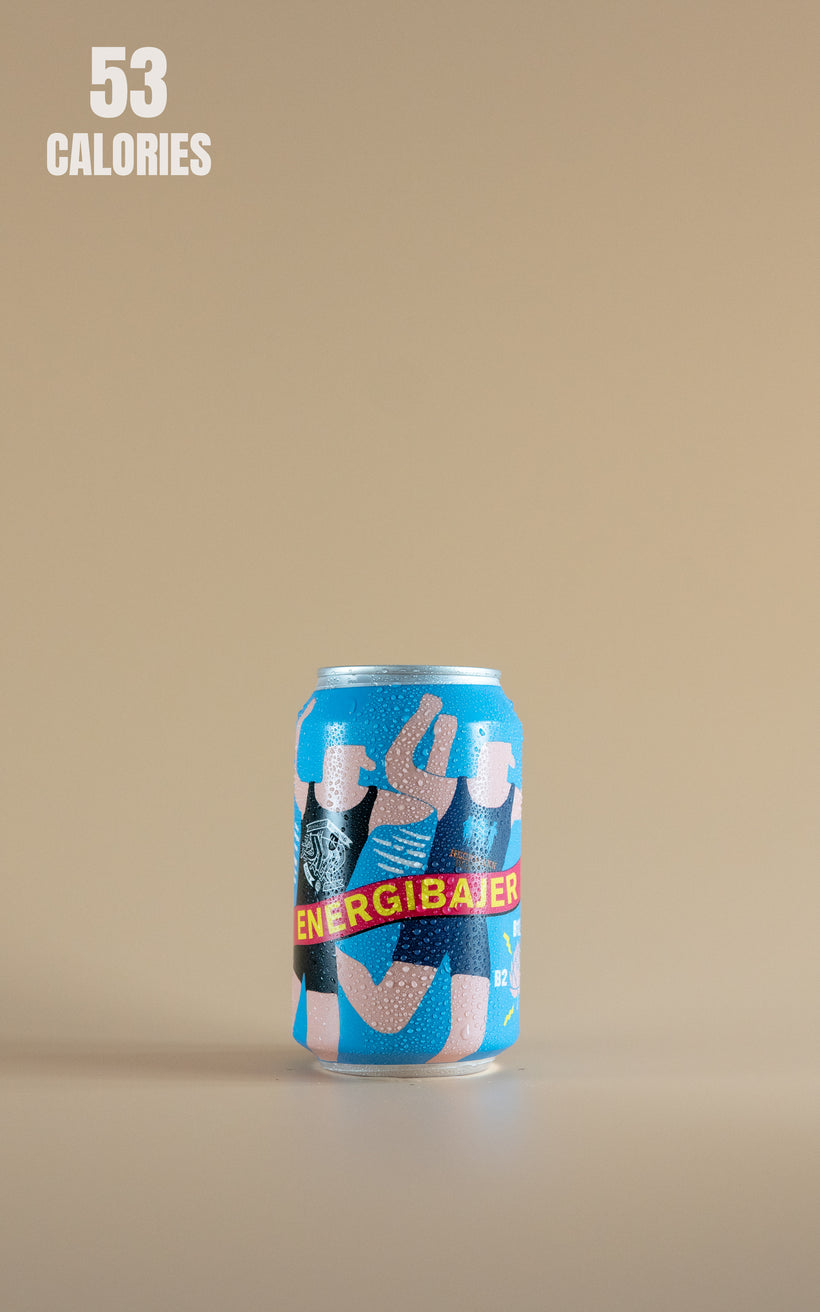 LightDrinks - Mikkeller Energibajer Cans 0% - 330ml