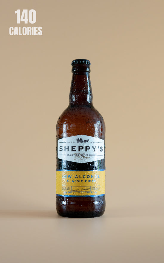 LightDrinks - Sheppy's Low Alcohol Classic Cider 0.5% - 500ml