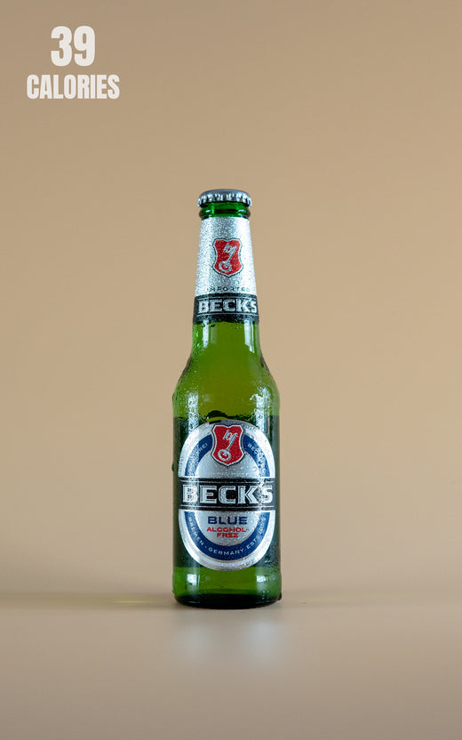 LightDrinks - Becks Blue Alcohol Free 0.0% - 275ml