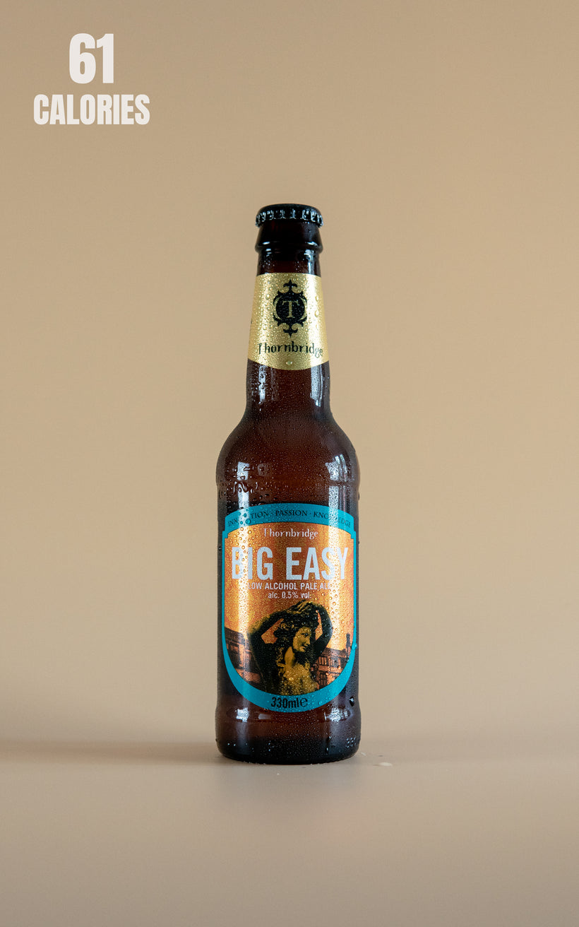 LightDrinks - Thornbridge Big Easy Low Alcohol Pale Ale 0.5% - 330ml