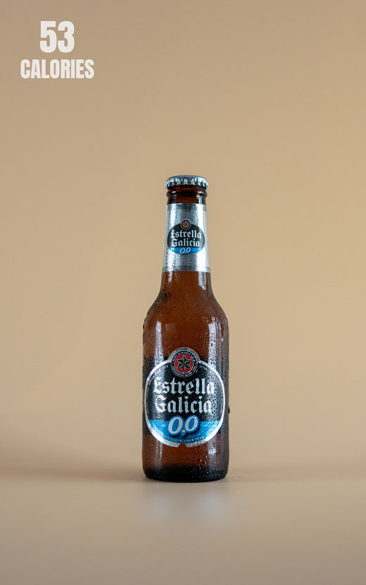LightDrinks - Estrella Galicia Alcohol Free 0.0% - 330ml