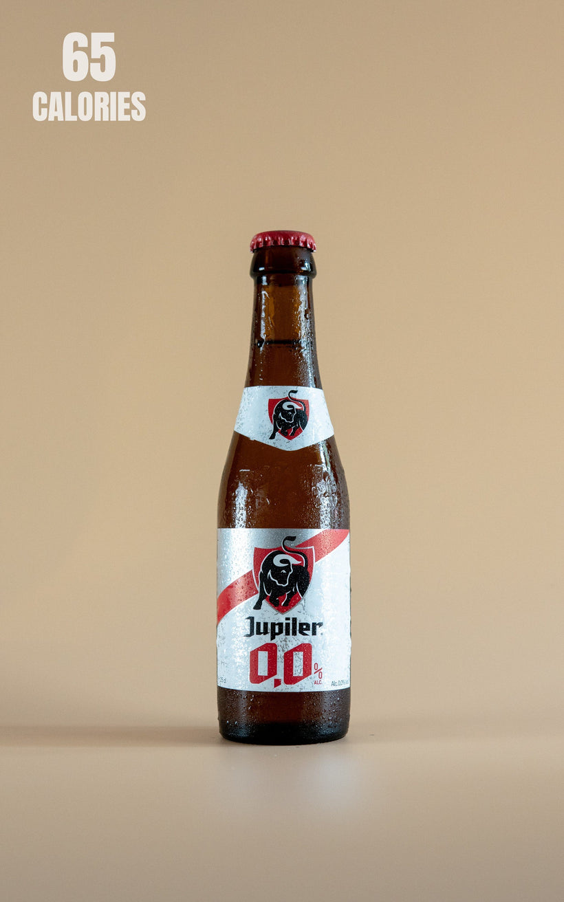 LightDrinks - Jupiler Alcohol Free 0.0% Belgium Beer - 250ml