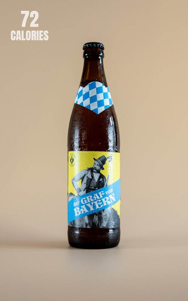 LightDrinks - And Union Der Graf Von Bayern 0.5% – 500ml