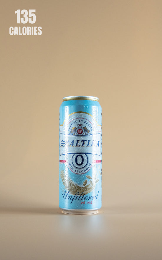 Baltika Alcohol Free Wheat Beer 0.5% - 450ml