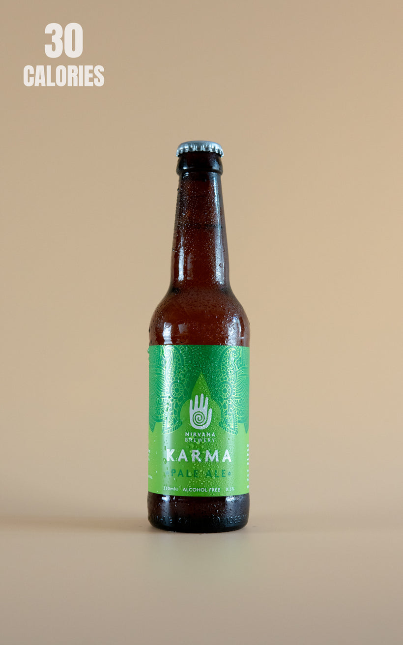 LightDrinks - Nirvana Brewery Karma Alcohol Free 0.5% - 330ml