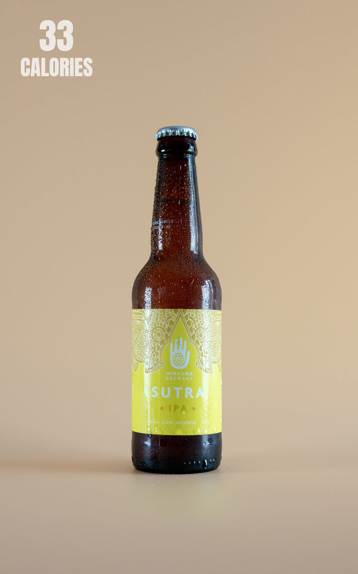 LightDrinks - Nirvana Brewery Sutra Alcohol Free 0.5% - 330ml